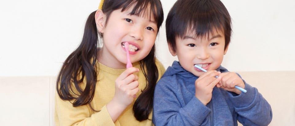 歯が痛い・定期検診