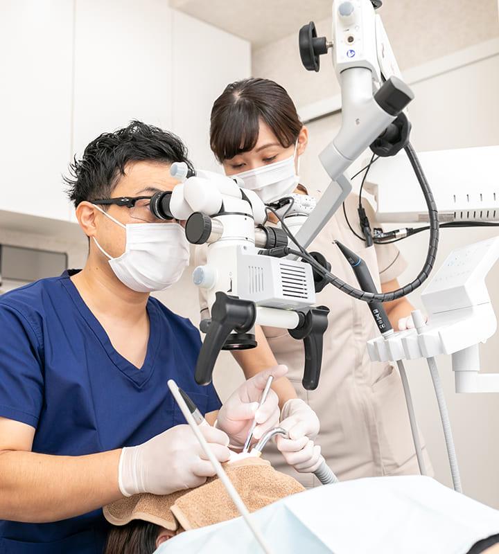 四日市くぼた歯科・矯正歯科の治療